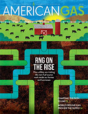 American Gas Magazine: July 2019